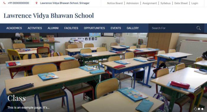 Lawrence Vidya Bhawan School