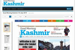 Good Morning Kashmir