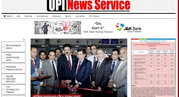 UPI News